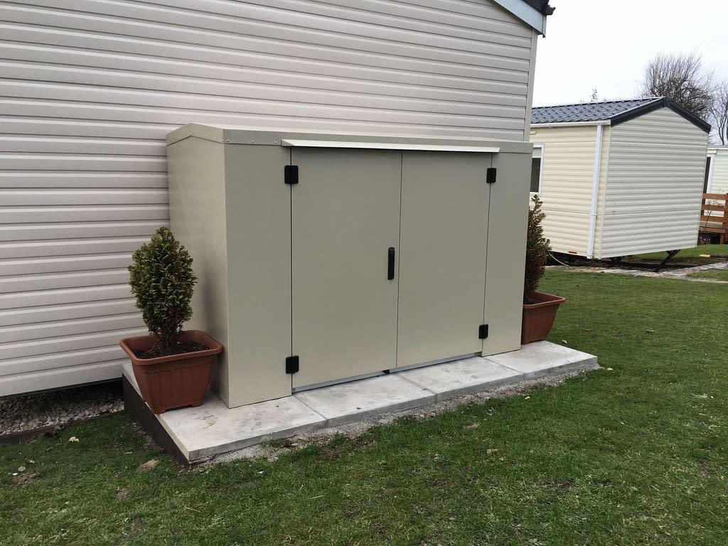 Caravan Storage Boxes