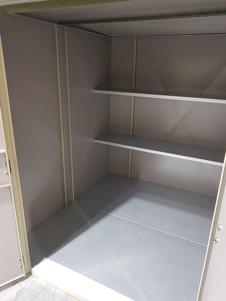 Storage Box Shelves